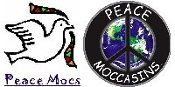 Peace Moccasins and Boots